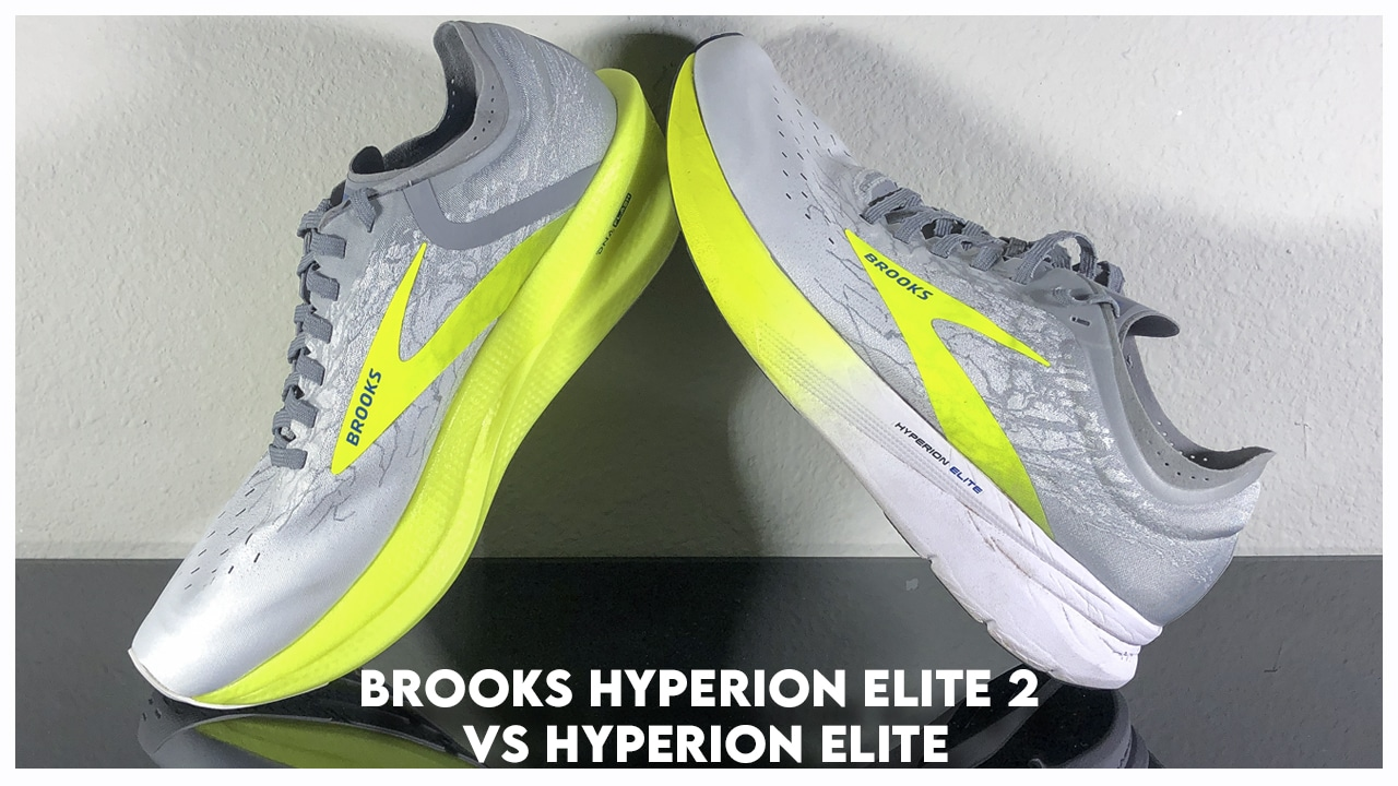 brooks hyperion elite